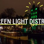 Green Light District kleurt de oude binnenstad groen!
